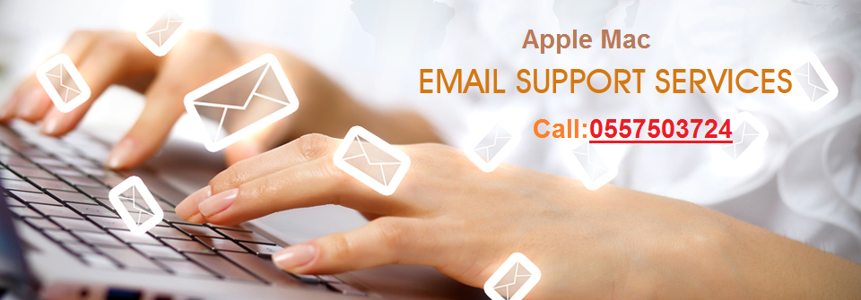 Email Support for Apple mac