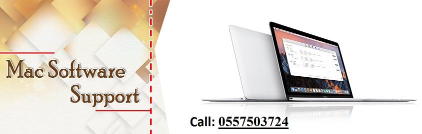 Apple Macbook Software Support