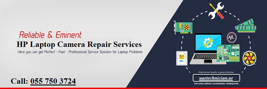 HP Laptop Camera Repair Services Center