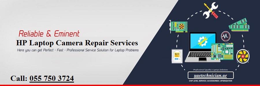 HP Laptop Camera Repair Services Center