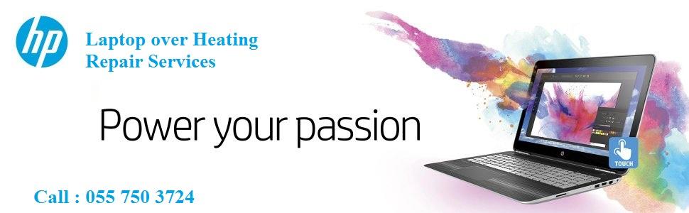 HP Laptop Heating Repair