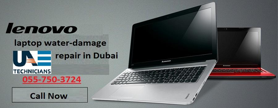 Lenovo laptop water damage