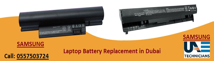 SAMSUNG Laptop Battery Replacement