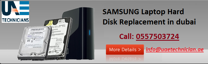 SAMSUNG Laptop Hard Disk Replacement