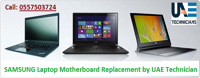 SAMSUNG Laptop Motherboard Replacement
