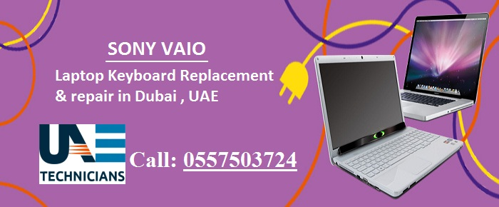 SONY VAIO Laptop Keyboard Replacement