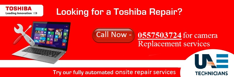 Toshiba Laptop Camera Repair