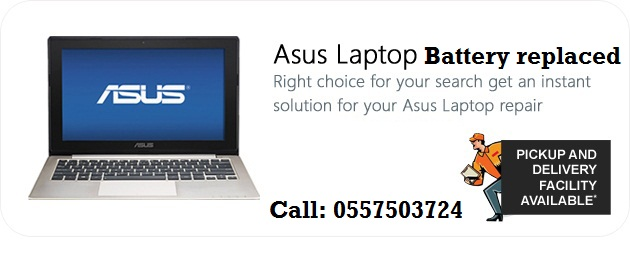 asus laptop battery replacement