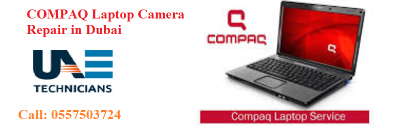 compaq laptop camera repair