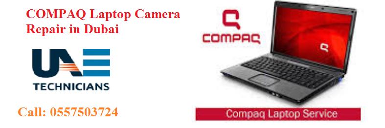 compaq laptop camera repair