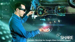 Google Glass Computer Repair services