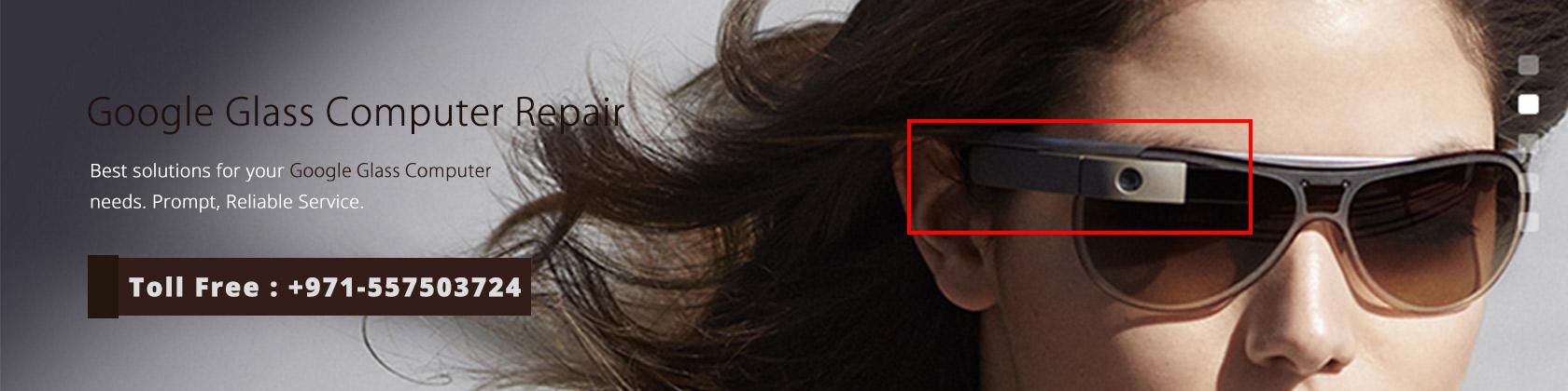 Google Glass Computer Repair