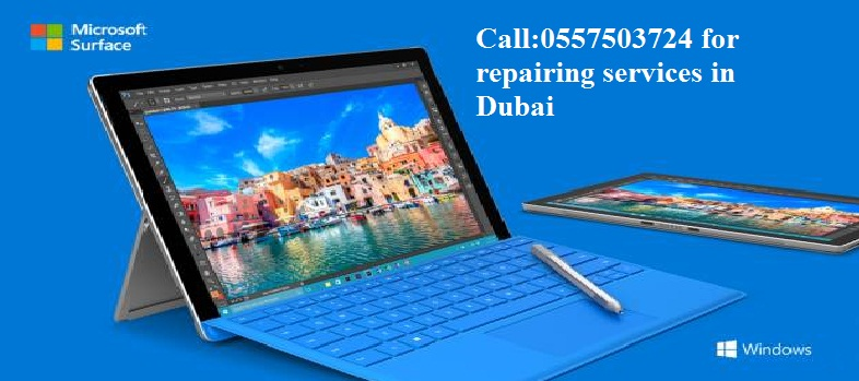 Microsoft Surface repairing service