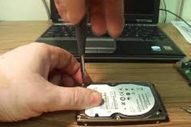 Laptop Hard Disk Repair & Replacment