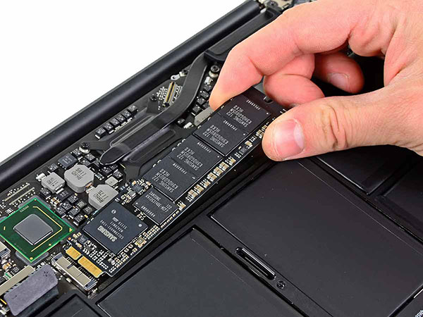 Apple MacBook Air Logic Board Repair