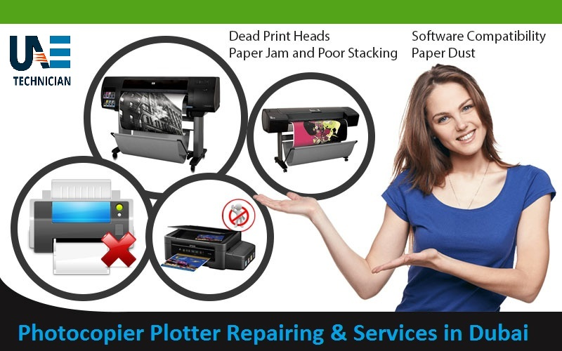 Photocopier Repairing & Services in Dubai