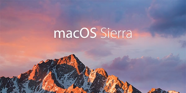 macOS Sierra solutions