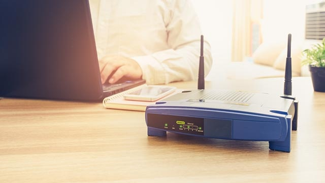 Guide to configuring a WiFi modem router