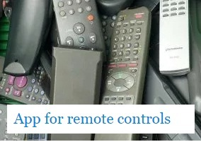 best App for remote controls
