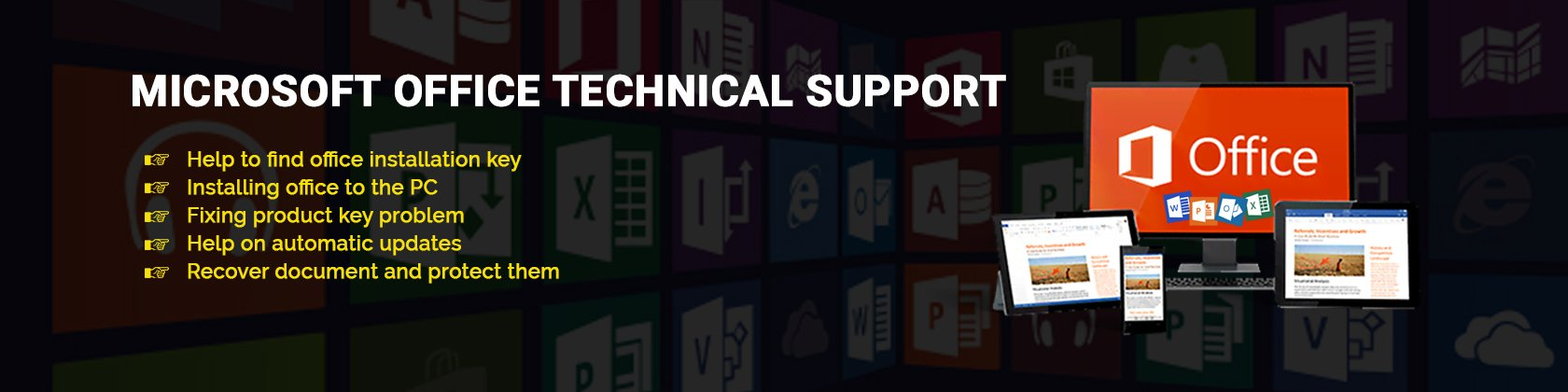 MS Office Technical Support