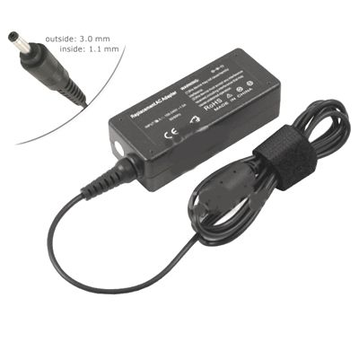 Asus Laptop charger 2.37A 3.0* 1.0MM