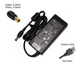 Samsung Laptop Charger 19V 3.16A