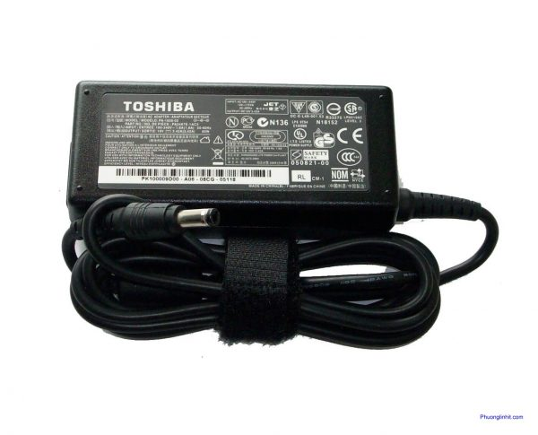 Toshiba Laptop Charger 19V 3.95A