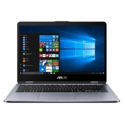 ASUS TP 410UR-EC088T-GREY CORE i 7 7500U 2.7 8GB 1TB 14