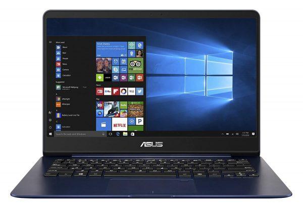 ASUS UX430UN-GV020T CORE i 7 8550U 1.8 8GB 512SSD 14