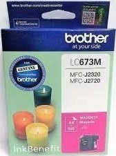 Brother Printer LC673M Cartridges