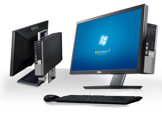 Dell Desktop 7010 intel core i5 4gb 250 gb