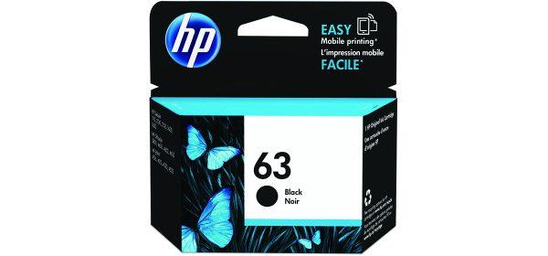 HP 63 Toner