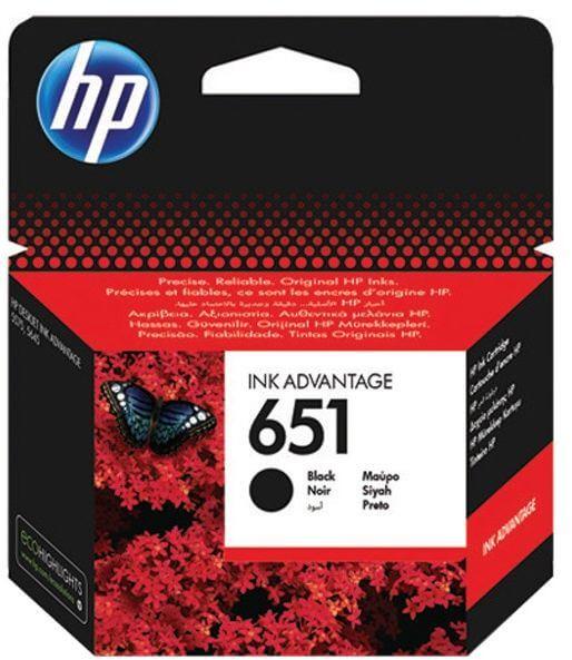 HP 651 Toner