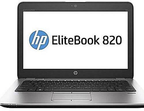 HP ELITEBOOK 820 G3 INTEL CORE I5-6TH GEN 4GB 500GB HD 12
