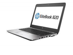 HP ELITEBOOK 820 G4 INTEL CORE I5-7TH GEN 4GB 500GB HD 12