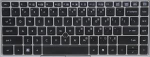 HP Laptop 8470P Keyboard