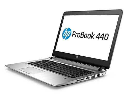 HP PROBOOK 440 G3 INTEL CORE I5-6TH GEN 4GB 500GB HD 14