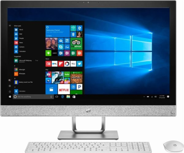 HP Pavalion 27a031 AIO