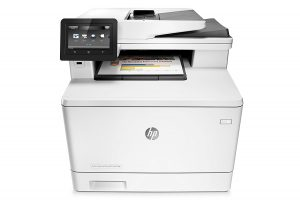 HP Printer M477FDN