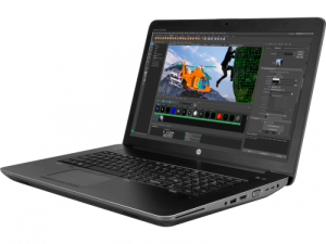 HP ZBOOK 17 G4 INTEL CORE I7-7H GEN 16GB