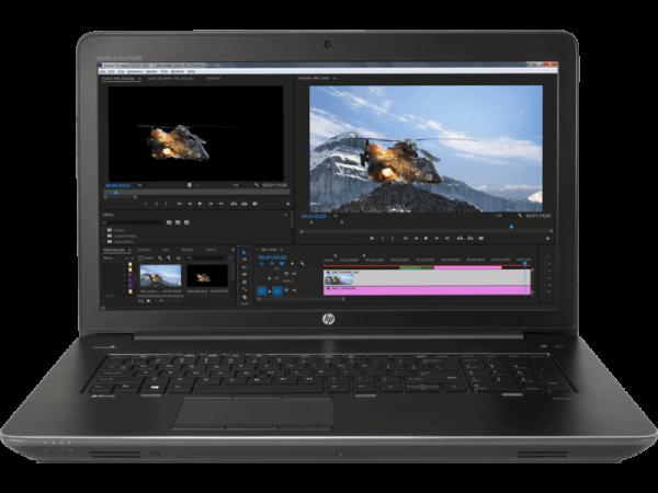 HP ZBOOK 17 G4 INTEL CORE I7-7H GEN 16GB