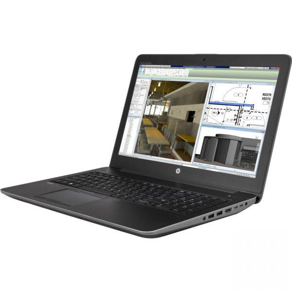 HP ZBOOK AU G4 INTEL CORE I7-7TH GEN