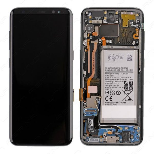 Samsung Mobile S8 LCD