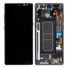Samsung phone Note 8 LCD