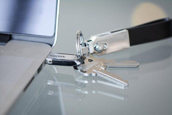 Sandisk Flash drive CRUZER ULTRA FLAIR 64GB