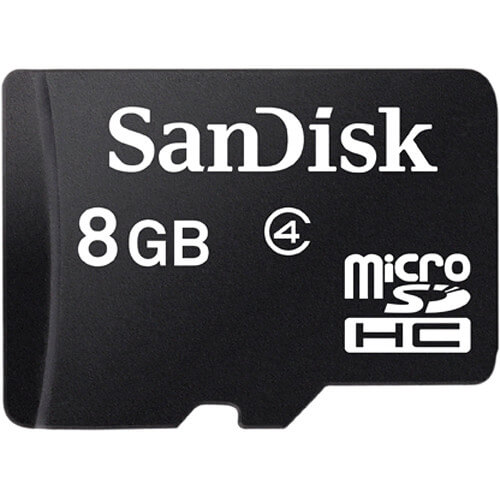 Sandisk Micro SD Card Class 4 8GB