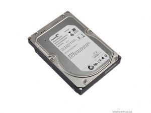 Seagate HDD 1 TB 3.5in