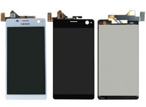 Sony C4 LCD Screen