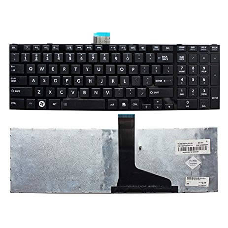 Toshiba C855-S5356 Keyboard