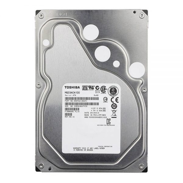Toshiba HDD 1 TB 3.5in